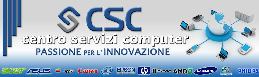 Cenrto Servizi Computer Sassari E-shop